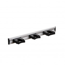 Bėgelis 50 cm su laikikliais 2x20-30 mm + 1x30-40 mm 5-0201-1