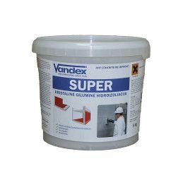 VANDEX SUPER kristalinė betono hidroizoliacija, 5 kg
