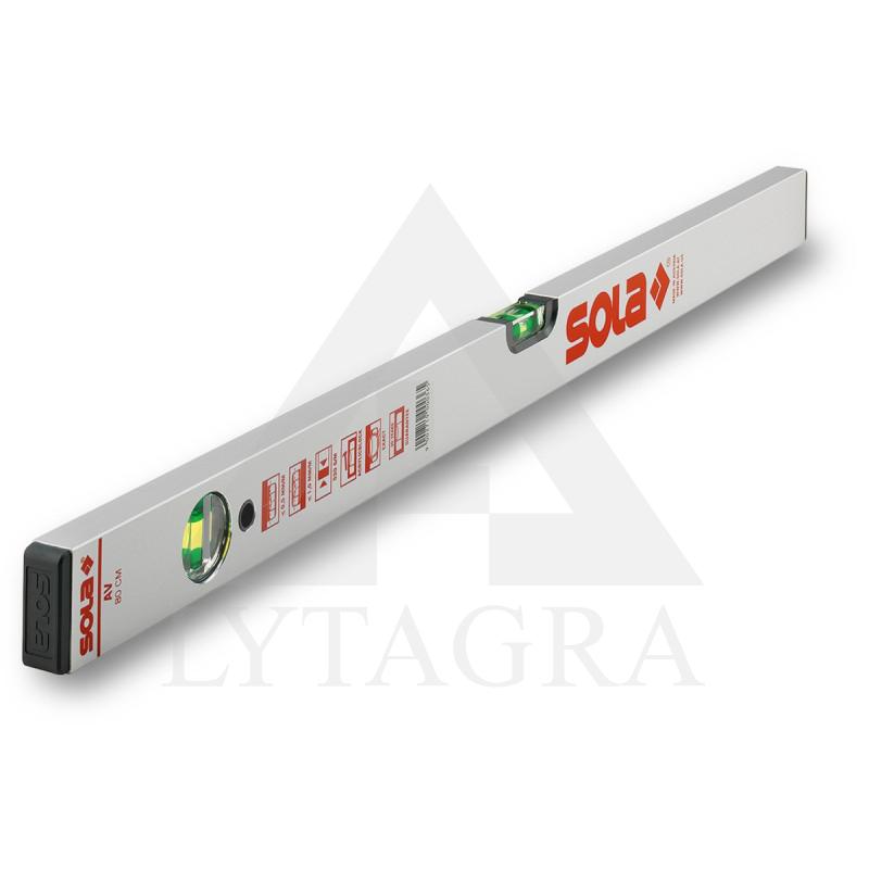 Gulsčiukas AV, aliuminis Sola 2L (0.5 mm/m) 200 cm