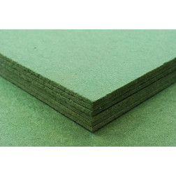 Plokštė medienos plaušo minkšta Konstruktor 4.8mm 6,9915m2 (0.59m x 0.79m / 0.4661m2) 15vnt
