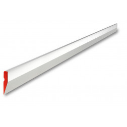 Lyginimo lotas AL2606, aliuminis (trapecinis) Sola 98 x 17 mm 1.8 m