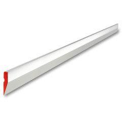 Lyginimo lotas AL2606, aliuminis (trapecinis) Sola 98 x 17 mm 3.0 m