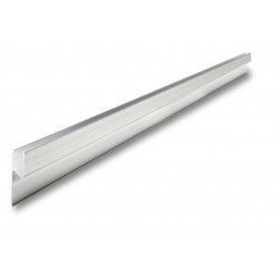 Lyginimo lotas AL2605, aliuminis (h-formos) Sola 113 x 28 mm 2.0 m