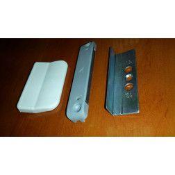 Balkono rankenėlė magnetukas PVC