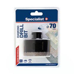 "Deimantinis grąžtas ""Specialist+"" D70 M14"