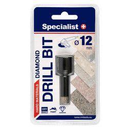"Deimantinis grąžtas ""Specialist+"" D12 M14"