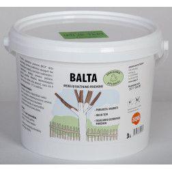 MEDELIŲ BALTINIMO PRIEMONĖ 3L BALTA