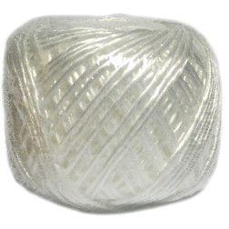 Špagatas balto polipropileno 100g
