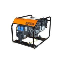 Benzininis elektros generatorius GENERGA SP3H vienfazis 230V 3,0 kVA