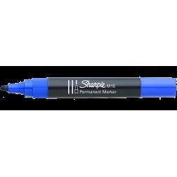 "Markeris ""Sharpie"" mėlyn. sp., M15 apval."