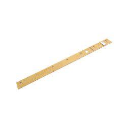 Greiderio peilis, išgaubtas 1,82mtr ilgio, 12mm storio.