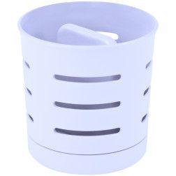 Stalo įrankių džiovykla, balta spalva