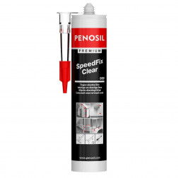 Neopreniniai klijai PENOSIL Premium SpeedFix Clear 909, bespalviai, 290ml