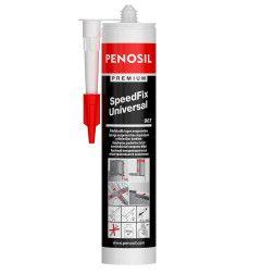 Sintetinio kaučiuko klijai PENOSIL Premium SpeedFix Universal 907, smėlio sp., 310ml