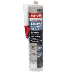 Visų paskirčių silikoninis hermetikas PENOSIL EasyPRO All Purpose, pilkas, 310 ml