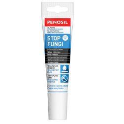 Priešpelėsinis silikoninis hermetikas PENOSIL Stop Fungi, baltas, 100 ml