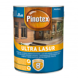 PINOTEX Ultra Lasur EU tikmedis 3ltr