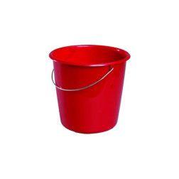 Kibiras plastmasinis spalvotas 20 litrų