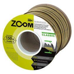 "Sandarinimo juostele ""E"", juoda, Classic ZOOM, 150m"