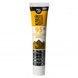 Klijai vinių pakaitalai POINT 95, medinėms, OSB konstr.,skaidrūs 80 ml