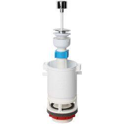 Kolonėlė vandens nuleidimo, D 40mm, H 260-400mm EKONOM (WC7040M)