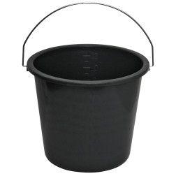 Kibiras 12l, plastmasinis (LT)