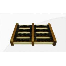 Batų valymo kilimėlis, 35x27x6cm