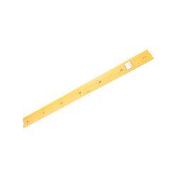 Greiderio peilis išgaubtas, tvirtinimo taškai per viduri 1,82mtr.