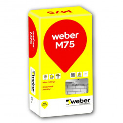WEBER M-75/7 MŪRO MIŠINYS