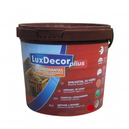 LuxDecor 1,0l. (kaštonas)