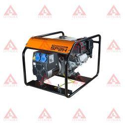 Benzininis elektros generatorius GENERGA SP2H vienfazis 230V 2,2 kVA