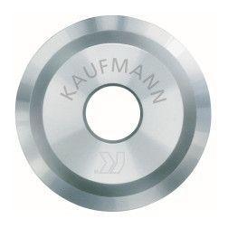 Ratukas glazuruotų plytelių pjaustymo prietaisui Top Line, Maxiflies, Superflies  KAUFMANN d-22 mm (blisteryje)