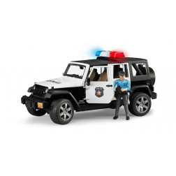 02526 MODELIS POLICIJOS VISUREIGIS JEEP WRANGLER