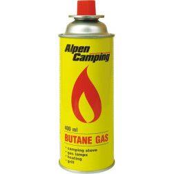 Butano dujos ALPEN CAMPING 227g/400ml