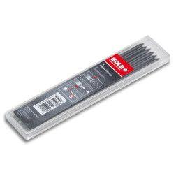 Šerdys atsarginės universalios TLM pieštukui Sola 14cm, 6 vnt.