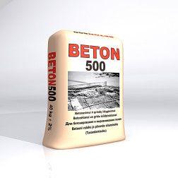 BETON 500 40KG BETONAVIMO IŠLYG.MIŠINYS