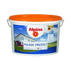 Fasadiniai dažai ALPINA Facade protect,  B1,  10l
