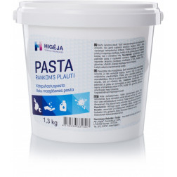 Pasta rankoms plauti, 1,3 kg