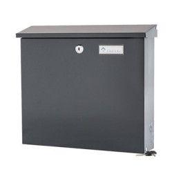 Pašto dėžutė PD 961 ANTRACITO SPALVOS
