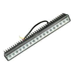LED darbinis žibintas, COMBO, 50W, komplekte su numerio laikiklių, 453701133
