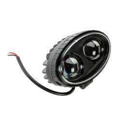 LED krautuvų žibintas 8W, mėlynas, siauro spindulio, 453701138