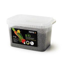 FERTIS  organinės mineralinės trąšos daržovėms ir prieskoniams BIO, 4 kg