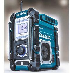 Akumuliatorinė radija Makita DMR108