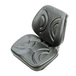 Sėdynė pneumatinė, reguliuojamu pagrindu, be porankių, pvc ST 11BS