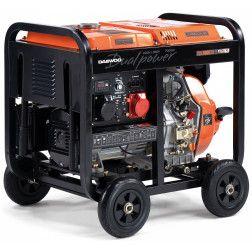 Dyzelinis elektros generatorius Daewoo 6.3kW DDAE9000DXE-3