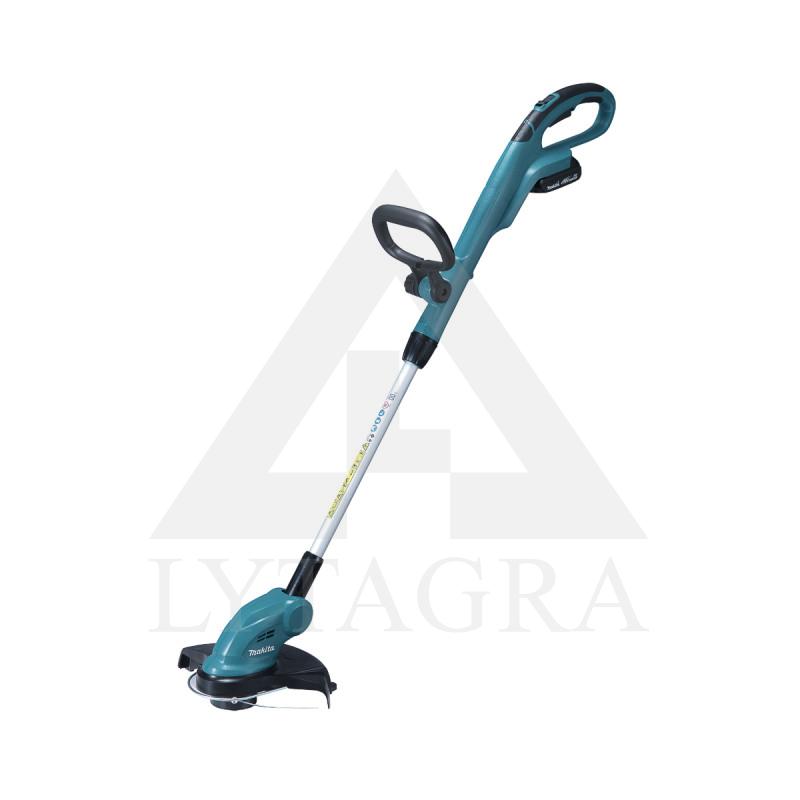 Akumuliatorinių sodo įrankių rinkinys  Makita