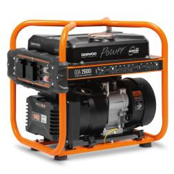 Benzininis elektros generatorisu Inverterinis 2,2kw DAEWOO GDA 2600i