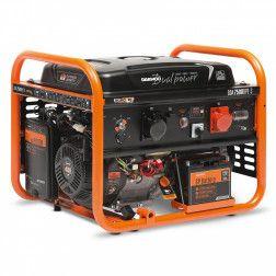 Benzininis elektros generatorius DAEWOO GDA 7500 DPE-3 6,5kW