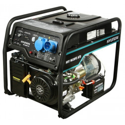 Benzininis generatorius Hyundai HHY 9020FE ATS 6,5kW