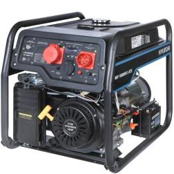 Benzininis elektros generatorius Hyundai HHY10000FE-3 8,0kW